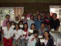 Team-building Seminar, Dec 2008