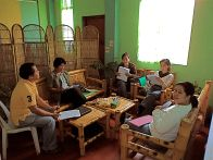 CPE 3rd term at counseling center for group training