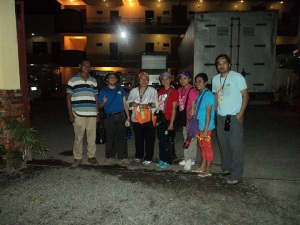 Team in Kalibo
