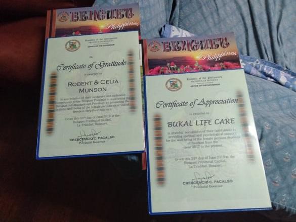 Benguet honors
